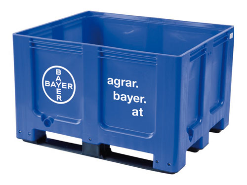 Bayer-Lesebox (120x100x76cm)